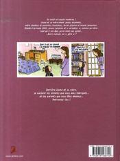 Louna et sa mère t.1 - 4ème de couverture - Format classique