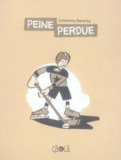 Peine Perdue - Intérieur - Format classique
