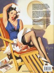 Ms-great american pin up-trilingue - 4ème de couverture - Format classique