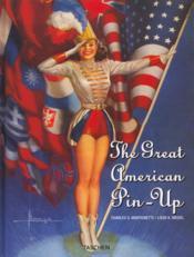 Ms-great american pin up-trilingue - Couverture - Format classique