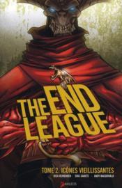 The end league t.2 ; icônes vieillissantes - Couverture - Format classique