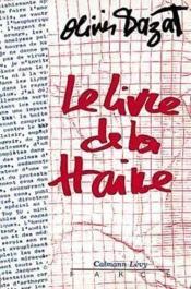 Le Livre de la haine - Couverture - Format classique