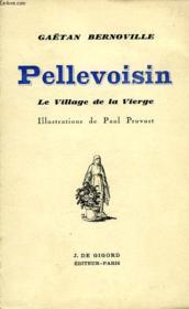 Pellevoisin, Le Village De La Vierge - Couverture - Format classique