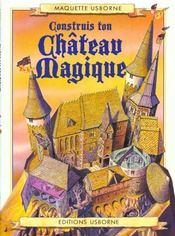 Construis Ton Chateau Magique - Intérieur - Format classique