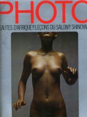 Photo N° 52 - Beautes D'Afrique - Lecons Du Salon - Shinoyama - Couverture - Format classique