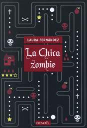 La chica zombie - Couverture - Format classique