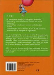 L'encyclo des petits malins - 4ème de couverture - Format classique