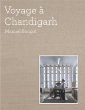 Voyage à Chandigarh - Couverture - Format classique