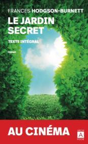 Le jardin secret - Couverture - Format classique