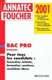 Francais - Couverture - Format classique