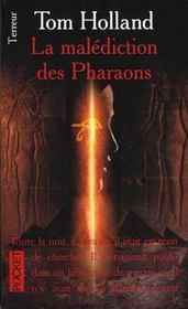 La Malediction Des Pharaons - Intérieur - Format classique