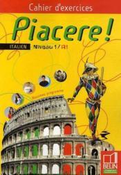 telecharger Piacere ! cahier d'exercices – niveau 1a1 livre PDF/ePUB en ligne gratuit