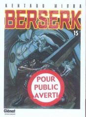 Berserk t.15 - Intérieur - Format classique