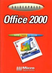 Guidexpress office 2000 - Couverture - Format classique