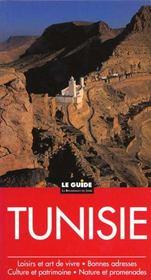 Guide De La Tunisie - Intérieur - Format classique