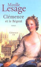 Clemence Et Le Regent - Intérieur - Format classique