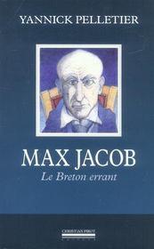 Max jacob - le breton errant - Intérieur - Format classique