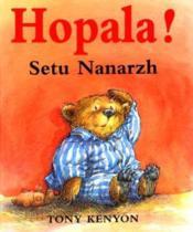 Hopala ! Setu Nanarzh - Couverture - Format classique