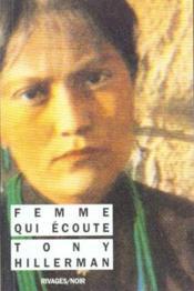 Femme-Qui-Ecoute - Couverture - Format classique