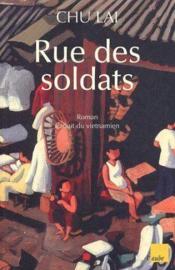 Rue Des Soldats - Couverture - Format classique