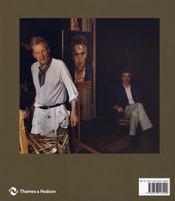 Lucian Freud ; scènes d'atelier - 4ème de couverture - Format classique