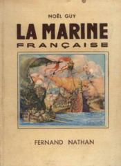 La marine française - Couverture - Format classique
