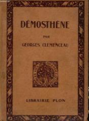 Demosthene - Couverture - Format classique