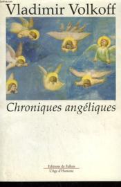 Chroniques angeliques - Couverture - Format classique