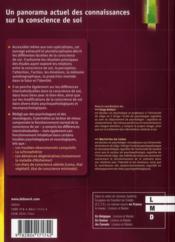 Identité et cognition ; apports de la psychologie et de la neuroscience cognitive - 4ème de couverture - Format classique