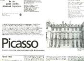 Le Petit Journal Des Grandes Expositions N°83. 12 Octobre 1979-7 Janvier 1980. Picasso, Oeuvres Recues En Paiement Des Droits De Succession. - Couverture - Format classique