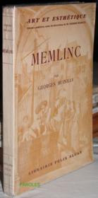 Memlinc [Memling]. - Couverture - Format classique