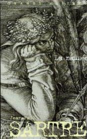 La Nausée - Couverture - Format classique