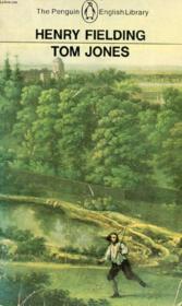 The History Of Tom Jones - Couverture - Format classique