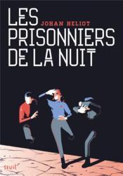 Les prisonniers de la nuit - Couverture - Format classique