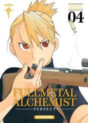 Fullmetal alchemist - perfect edition T.4 - Couverture - Format classique