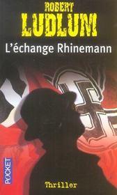 L'echange rhinemann - Intérieur - Format classique