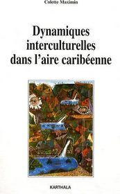 Dynamiques interculturelles dans l'aire caribéenne - Couverture - Format classique