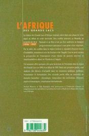 Annuaire 1996-1997 - 4ème de couverture - Format classique