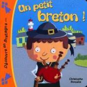 Un petit breton ! - Couverture - Format classique