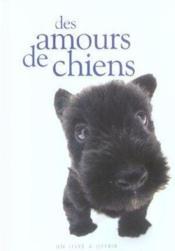 Amours De Chiens - Couverture - Format classique