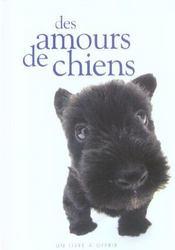 Amours De Chiens - Intérieur - Format classique