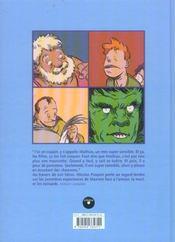 Super sensible t.1 ; monsieur jose - 4ème de couverture - Format classique