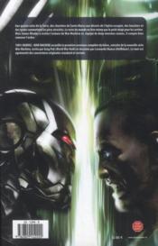 Iron Man ; war machine ; coeur de fer - 4ème de couverture - Format classique