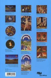 Gommettes le Moyen Age - 4ème de couverture - Format classique