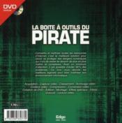 La boîte à outils du pirate - 4ème de couverture - Format classique