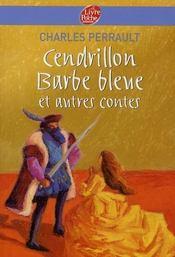 Cendrillon, Barbe-bleue et autres contes - Intérieur - Format classique