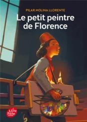 Le petit peintre de Florence - Couverture - Format classique