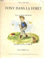 Tony Dans La Foret - Couverture - Format classique