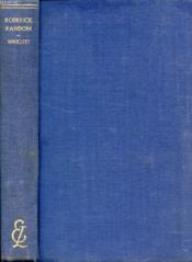 Roderick Random - Couverture - Format classique