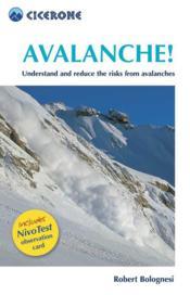 Avalanche - Couverture - Format classique